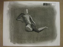 Life Drawing 1 - 10.26.09 by Darth4114