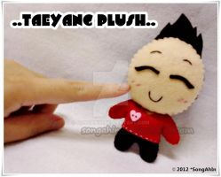 TaeYang Plush.. by SongAhIn
