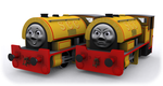 FINALLY RELEASED: TheSCC Twins by No1ThomasFan