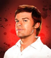 Dexter Morgan by TiffanyHen