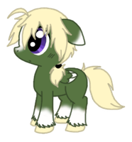 If Alfie and Liet ever had a foal... by AskLithuaniaPony