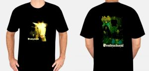 Azterion's T-shirt Design by idolatra