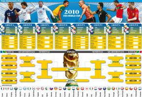 FIFA WORLD CUP DRAW by space-for-thought