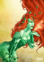 Poison Ivy by st00pz