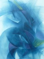 abstract blue by GagMariel