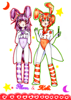 Adoptable Auction- Plum and Kaki OPEN by stalfoss