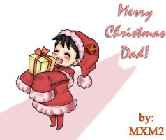 Merry Christmas by mxm2