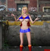 B69 Supergirl Expect by B69comics