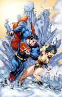 Superman 211 by damzo