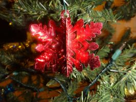 Christmas Ornament by xDNarnian