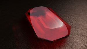 3D Ruby Render 1080 by Conorsta