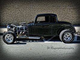 hotrod by wroquephotography