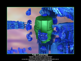 the canister by fraterchaos