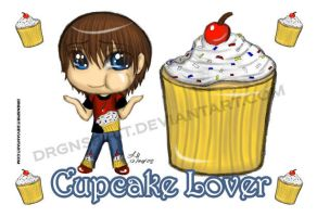 Sweets: Cupcake Lover by aisazia