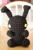 Heartless Amigurumi - for sale on Etsy by theyarnbunny