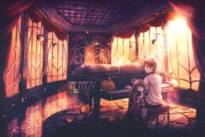 [G+T.R.5] The song of your life by karindeviant
