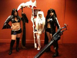Black Rock Shooter by Vega-Sailor-Cosplay