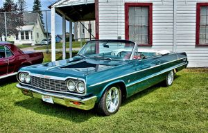 Chevrolet Convertible by funygirl38