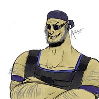 Classic Heavy by ilovDrawing
