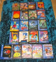 SEGA Mega Drive Game Collection by MizukiiMoon
