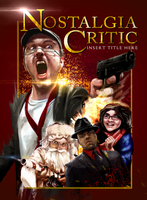 Nostalgia Critic: Art contest entry by MattHutchings