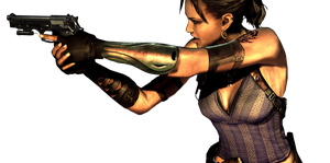 Resident Evil 5 04 by Corvasce1982