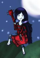Marceline by inceptiontakdream