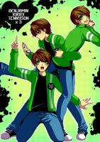BEN10 - Duped by michikixthien