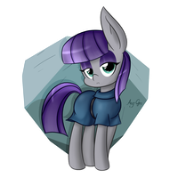 Maud Pie by AngGrc