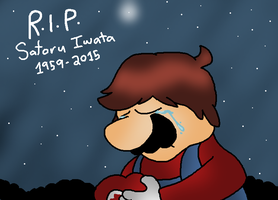 In Memory of Iwata by Critterz11