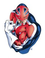Captain Britain by edi-ills