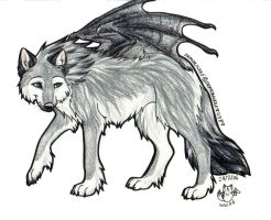 Trade for Demonwolf by Kitsune--Rin