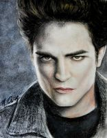 Twilight - Robert Pattinson by noeling