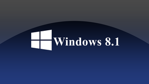 Windows 8.1 Wallpaper by TheRedCrown