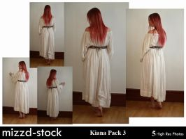 Kiana Pack 3 by mizzd-stock