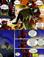 Spawn Vs. Merc-p.2 by CindyCandy100