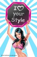 I Love Your Style by Elias-Chatzoudis
