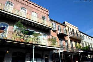 Old French Quarter by saxartist05