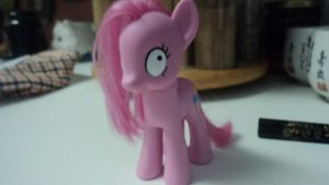 Custom Pinkamena by LightsChips