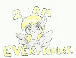 I am everwhere by joelashimself