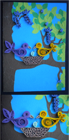 Quilling - card 43 by Eti-chan