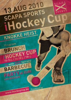 scapa sports iHockey cup by Hairman
