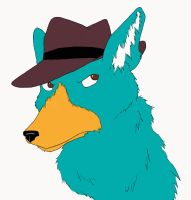 Perry PlatyWolf by naruto32
