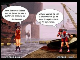 La Confecion De Athena by metal-slug-233