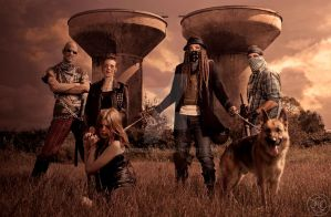 Theme Post Apocalyptic (gang) by MarionCano