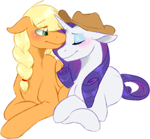 RariJack Doodle by The-Chibster
