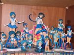 My Sailor Mercury's collection (part 1) by IlariaSometimes