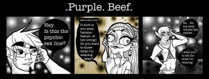 purple beef 36 by PickledAlice