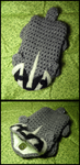 Badger 3DS Case by theCuddlyCephalopod