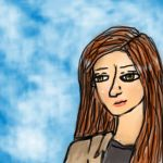 Amy Pond by the-flailing-artist